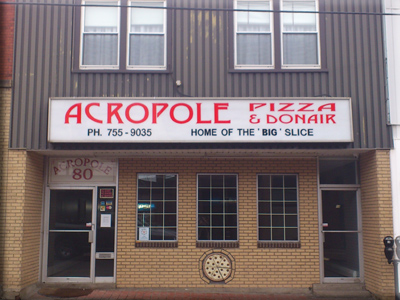 Acropole Pizza New Glasgow